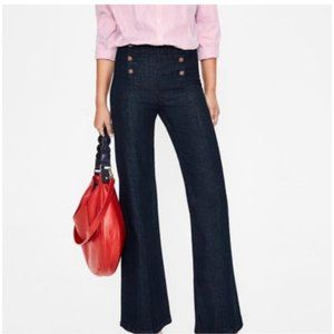 Sailor Jeans NEW High Rise Wide Leg W/ Stretch